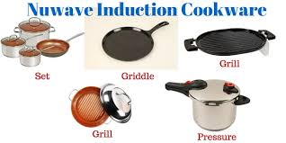 What Cookware Can Be Used On Induction Cooktop 5 Nuwave Cookware For Induction Cooktops U2022