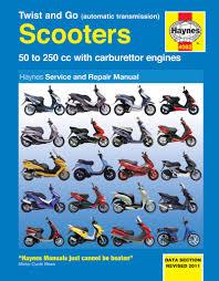 Twist U0026 Go Automatics Scooters 50 250cc With Carburettor