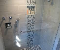 plush bathroom tile shower ideas home designs tile shower