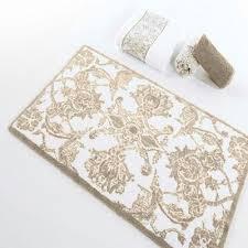 high end luxury designer bathroom rugs mats u0026 sets u2013 flandb com