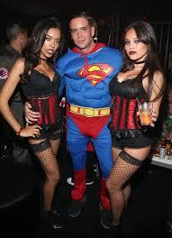 Hugh Hefner Halloween Costume Mark Salling Zimbio