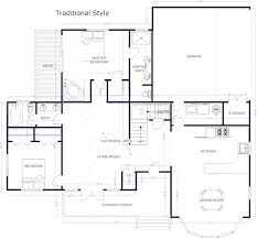 House Floorplan Flooring Drawing House Plans How To Make Your Ownor For Free