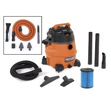 home depot black friday 2017 hours ct ridgid 16 gal 5 0 peak hp wet dry vac wd1640 the home depot