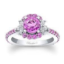 pink sapphire rings images Pink sapphire engagement ring at www jpg