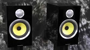 B W Bookshelf Speakers For Sale Stereo Design B U0026w Bowers U0026 Wilkins Cm5 S2 Bookshelf Speakers Youtube