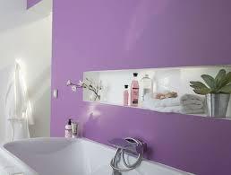 peinture violette chambre peinture mauve