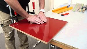 Kitchen Cabinet Surfaces Resopal Direct The Self Adhesive Resopal Youtube