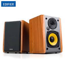 edifier r1010bt bluetooth speaker medium density fiberboard active