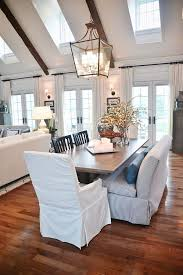 Coastal Dining Room Concept Hgtv Home 2015 Open Concept Neutral And Ceilings