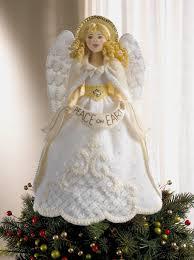 angel christmas tree topper angel tree topper bucilla christmas felt kit 86072 fth studio