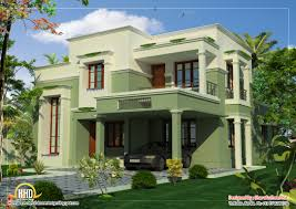 contemporary one story house plans pleasurable ideas double storey house plans in kerala 5 bungalow