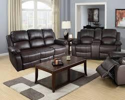 leather livingroom sets barrel studio mayday 2 faux leather living room set