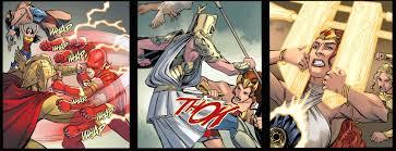 justice league vs greek gods injustice gods among us comicnewbies