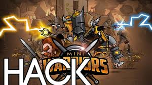 mini warriors hack tool 2014 get unlimited gold gems on iphone