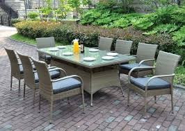 replace glass patio table top with wood lovely patio table top replacement terrene info