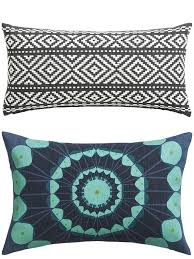 Navy Blue Decorative Pillows Tips Add Comfort To Your Home With Crate And Barrel Throw Pillows