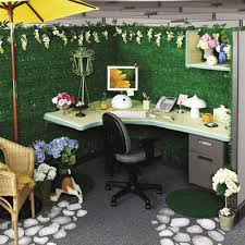 cubicle decoration themes the backyard cubicle http www slideshare net