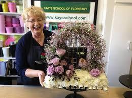 kay u0027s flower u0026 brooch bouquet training