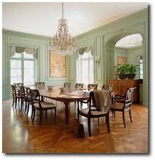 Regency Furniture Part - Regency dining room