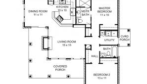 two bedroom cottage house plans eplans cottage house plan two bedroom cottage 540 2 bedroom
