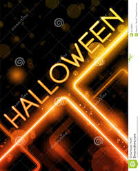 halloween neon party background royalty free stock images image