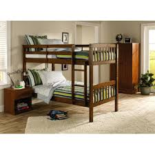 Bunk Beds Black Friday Deals Dorel Belmont Bunk Bed Walnut