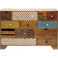kare designs cassettiera soleil 14cassetti kare design arredamento
