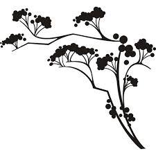 japanese cherry blossom tree design ink japanese maple tree