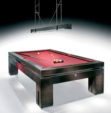 high end pool tables this kitchen has a dining pool table combo