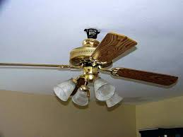 Outdoor Ceiling Fans At Home Depot by Ceiling Fan Indoor Baseball Ceiling Fan 23252 At The Home Depot