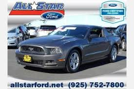 2014 ford mustang used 2014 ford mustang for sale pricing features edmunds