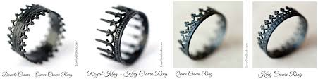 rings king images Crown rings king and queen crown rings royal crown fashion styles jpg
