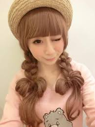 kawaii hairstyles no bangs 1009 best japanese korean hairstyle images on pinterest hair cut
