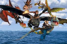 blending u0027how to train your dragon u0027 with traffic data to make road