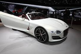 car picker black bentley new electric bentley concept previews new design direction for brand