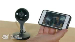 interior home surveillance cameras nest black indoor security nc1102es overview