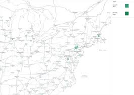 Zip Code Map New York by Rcn Availability Areas U0026 Coverage Map U2013 Decision Data