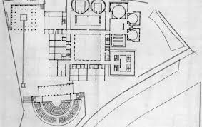 Louis Kahn Floor Plans by A Garden Of Contrasts Vocabulary Lessons Desire Lines