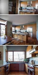 see what these 13 old and dated kitchens look like after receiving