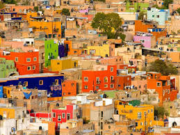 Colorful City The Most Colorful Cities In The World Photos