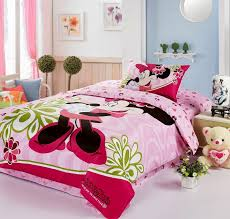 Minnie Mouse Bed Frame Bed Runner Picture More Detailed Picture About Girls Bedding Set