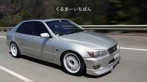 lexus is200 australia slammed is200 youtube