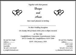 indian wedding card wording indian wedding card cloveranddot