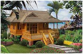 Brazilian Home Design Trends Thai Style Wooden House Home Interior Design Trends Thai