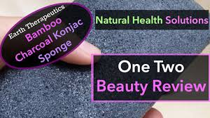 Earth Therapeutics Anti Stress Comfort Wrap Earth Therapeutics Konjac Body Sponge W Bamboo Charcoal One Two