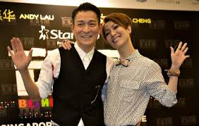 Andy Lau Blind Detective Hk Stars Andy Lau And Sammi Cheng Sizzle In S U0027pore
