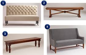Wood Banquette Seating Furniture Many Kinds Banquette Seating With Wood Bench And Tufted