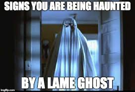 Ghost Meme - meme d from the headlines lame ghost page 11 of 13 the interrobang