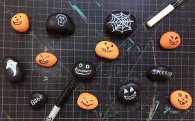 vikalpah diy glow in the dark halloween rocks