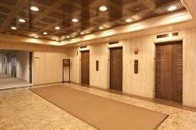 Doors Bonded Metal Elevator Doors Architectural Forms Surfaces